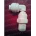 Aquafilter A4MC4-W + A4SE4 set PH 1/4 1/4 x 1/4 in hose corner osmosis