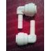 Aquafilter A4SE4 knee - regulator to the hose 1/4 x 1/4 insert fitting filter housing, post-filter