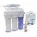 Aqualine RO-6 five-stage reverse osmosis filter with a mineralizer, South Korea - Taiwan
