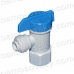 Atoll CV1144 valve for storage tank systems of reverse osmosis