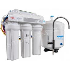 Atoll A-560Em (A-550m STD) three-stage reverse osmosis filter with a mineralizer, US - Russia