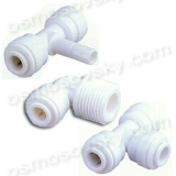 C.C.K. fittings, valves and fittings of reverse osmosis