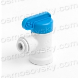 John Guest PPSV500822W tank valve filter reverse osmosis
