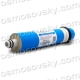 Microfilter TFC TW30-1812-50 membrane in the reverse osmosis system