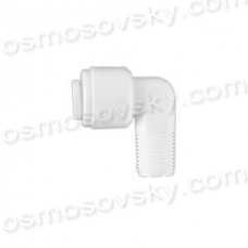 "Organic WA-ME0402 knee 1/8 ""RN x 1/4"" to the pipe fitting for the diaphragm housing"