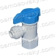 Aquafilter BV9014JG ball valve 1/4