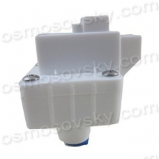 LP1000S-W sensor is a low-pressure pump for the reverse osmosis filter