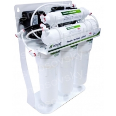 Ecosoft 5-75P (MO575PSECO) Reverse Osmosis Filter with pump companies Ecosoft, Ukraine