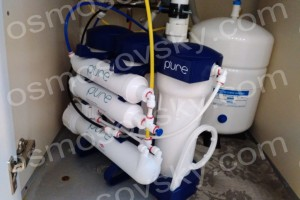 Reverse osmosis system Ecosoft PURE