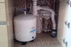 Free installation of osmosis in Kharkov