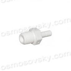 Aquafilter A4SA4-W муфта - 1/4 РН х 1/4 вкладиш, фітінг для корпуса фільтра, постфільтру