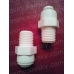 Aquafilter A4MC4-W Coupling RN 1/4 x 1/4 to the tube fitting of the filter housing, post-filter