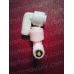 "Organic WB-CV3142-Q knee with a check valve 1/8 ""RN x 1/4"" to the pipe fitting for the diaphragm housing"