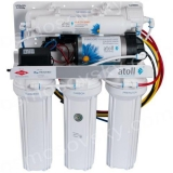Atoll A-560Ep (A-550p STD) reverse osmosis system