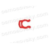 Atoll LC0004 locking clip 1/4