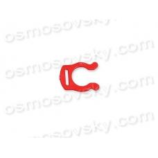 Atoll LC0004 кліпса - затиск для фітингів швидкого з'єднання 1/4, скоба розпірна