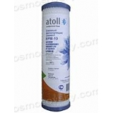 Atoll EPM-10 compressed carbon cartridge, carbon block