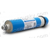 Microfilter TFC TW30-1812-100 membrane in the reverse osmosis system
