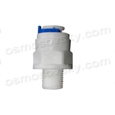 "Connector QC-HP; 1/4 ""QC-1/8"" HP; QC-1042"