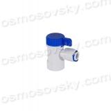 "Crane osmosis tank 1/4 ""female -1/4"" QC; QC-1"