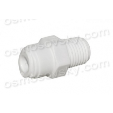 Organic WA-MC0402 Coupling RN 1/8 x 1/4 to the tube fitting housing membrane