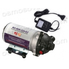 Raifil (CCK) ro-900-220-ez pump to increase the pressure in the reverse osmosis filter; pump-action set Taiwan