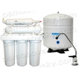From the triple system - reverse osmosis