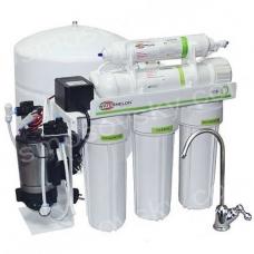 WATERMELON RO-5P фильтр обратного осмоса с помпой компании Биохим-Сервис, Украина, Харьков