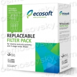 Ecosoft 1-2-3 (CPV3ECO) set Cartridge filter reverse osmosis