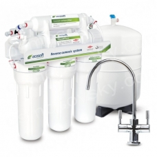 Ecosoft 6-75M (MO675MECO) reverse osmosis filter with a mineralizer company Ecosoft, Ukraine