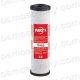Filter1 CBC 25 x 10″ (Filter1 CHVCB2510F1) Extruded carbon cartridge, karbonblok