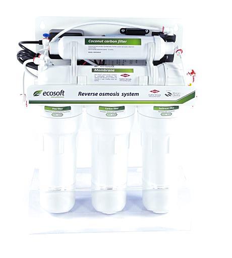 Reverse Osmosis System инструкция на русском
